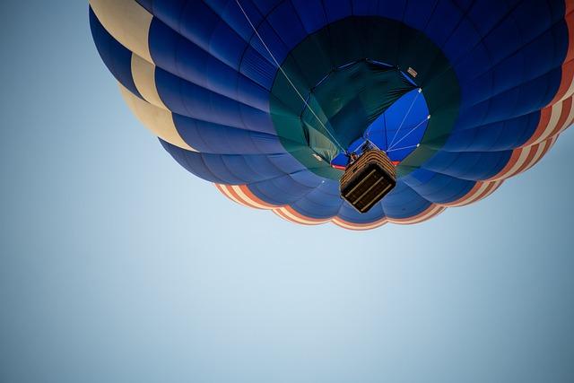Hot Air Balloon, Balloon, Sky, Flight, Fly, Float