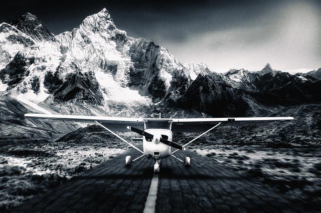Aircraft, Plane, Small Plane, Flight, Air Show