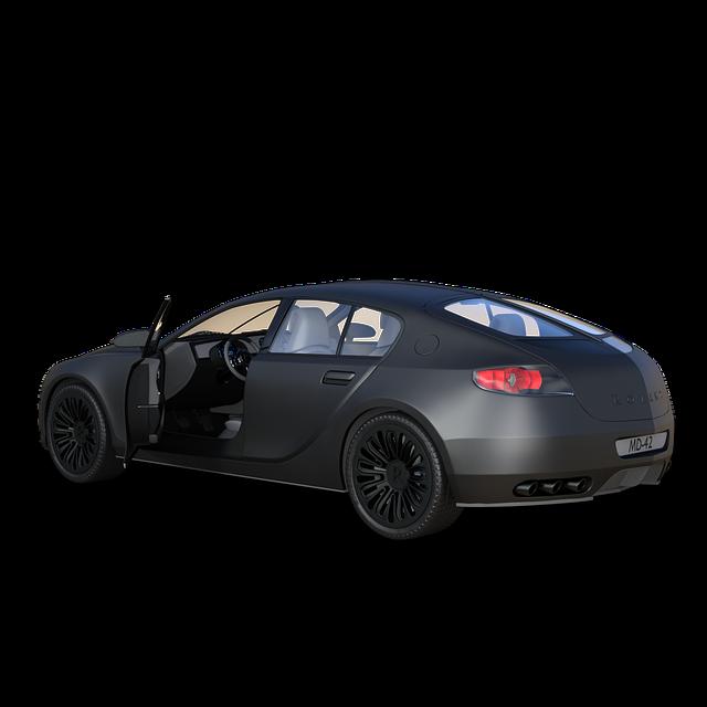 Auto, Sports Car, Paint, Flitzer, Vehicle