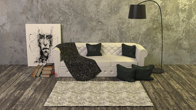 Carpet, Couch, Dirty, Floor, Interior Decoration