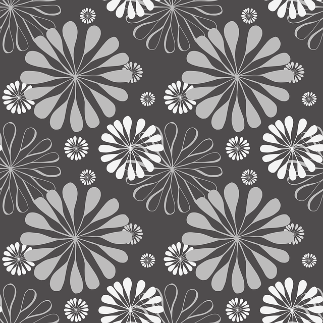 Floral Pattern, Floral Background, Seamless Pattern