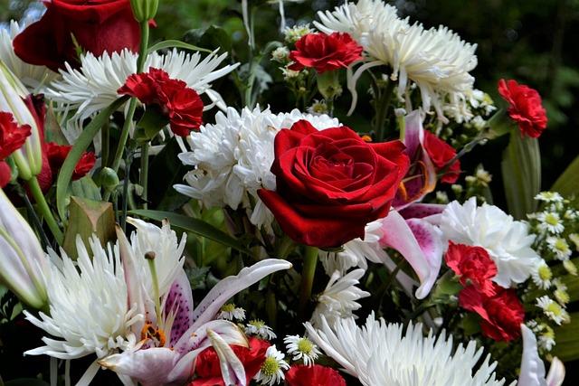 Flower, Flora, Nature, Floral, Garden, Bouquet, Leaf