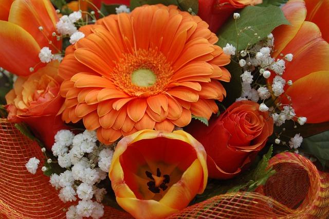 Flower, Bouquet De Fleurs, Floral, Nature, Wallpaper