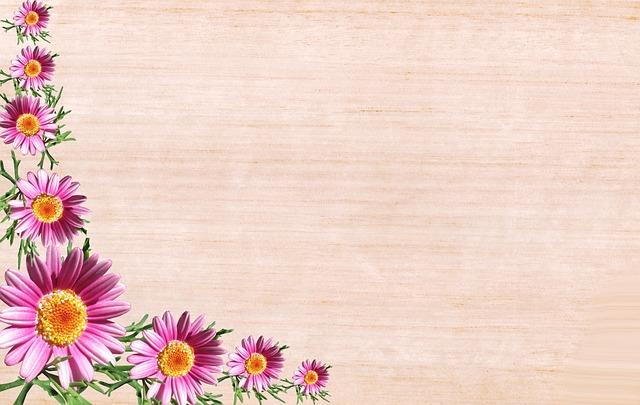 Desktop, Flower, Abstract