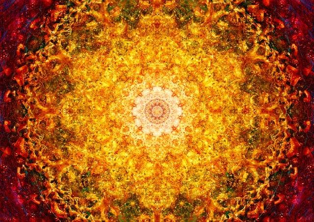 Mandala, Sacred Geometry, Flower Of Life