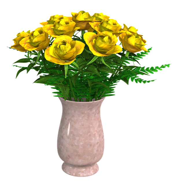 Flowers, Bouquet, Flower Vase, Arrangement, Vase