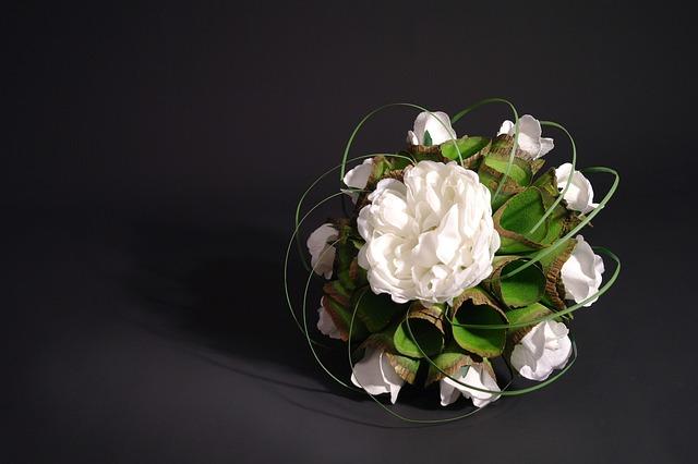 Flower, Rose, Floral, Bouquet, Wedding, Beautiful