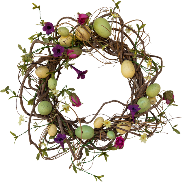 Branch, Nature, Decoration, Flora, Flower, Wreath