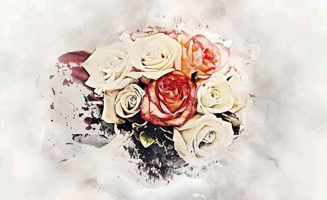 Flowers, Background, Wallpaper, Art, Nature, Colors