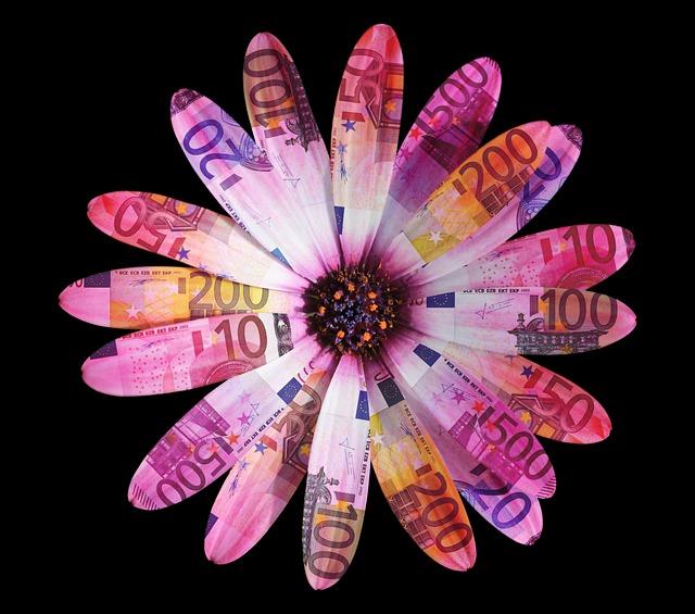 Flower, Flowers, Petals, Leaves, Daisy, Close, Euro