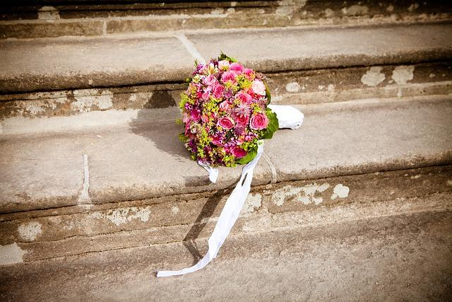 Flowers, Wedding, Bridal Bouquet, Bouquet, Floral