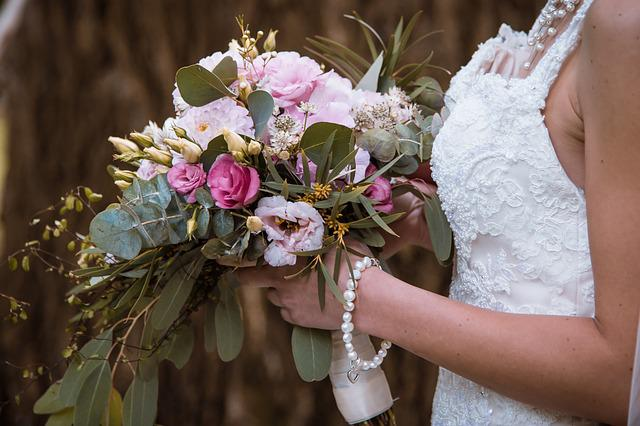 Flower, Nature, Bridal Bouquet, Flowers, Pink Flower