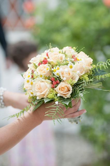 Wedding, Celebration, Festival, Flowers, Marry, Bouquet