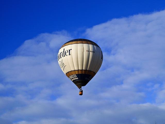 Sky, Balloon, Fly, Ballooning, Clouds, Hot Air Balloon