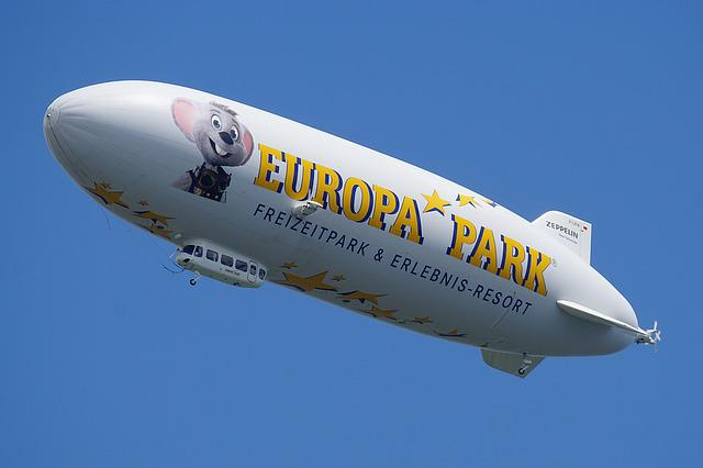 Zeppelin, Airship, Fly, Float, Aviation, Aircraft