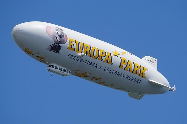 Zeppelin, Airship, Fly, Float, Aviation, Aircraft