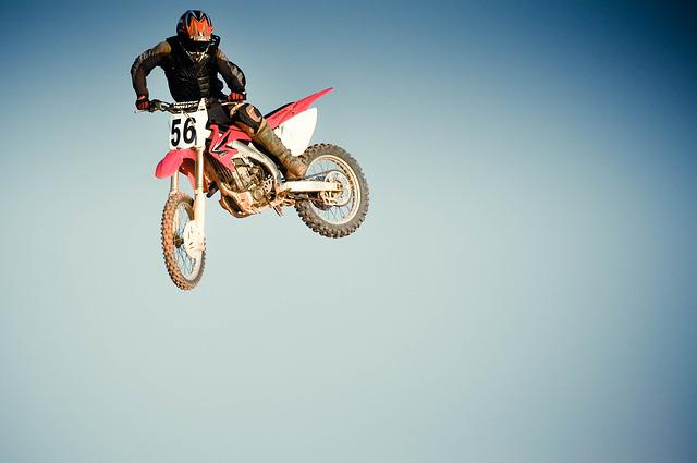 Moto, Fly, Motocross, Sport, Jump, Extreme, Action