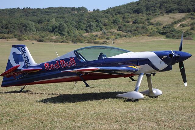 Aircraft, Flyer, Fly, Red Bull, Hangar 7, Aerobatics