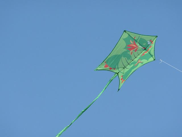 Kite, Flying Kite, Outdoor