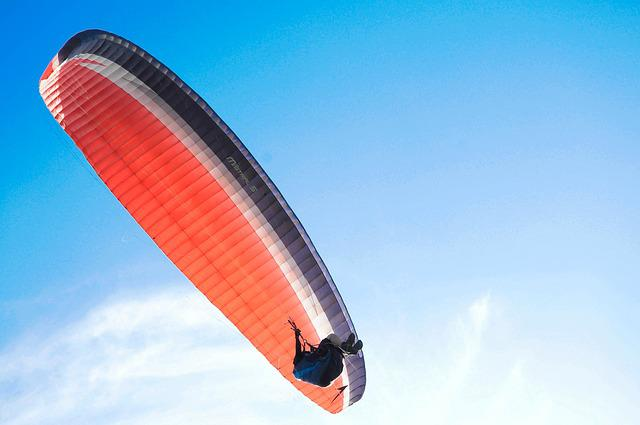 Paragliding, Sky, Wind, The Sport, Flying