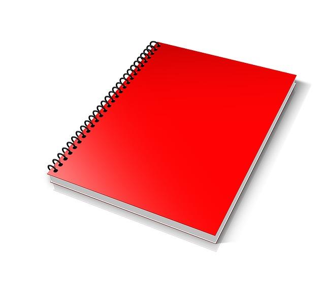 Binder, Folder, Business, Office, Document, 3d