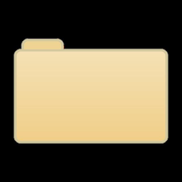 Cardboard, File, Folder, Operating System, Symbol, Icon