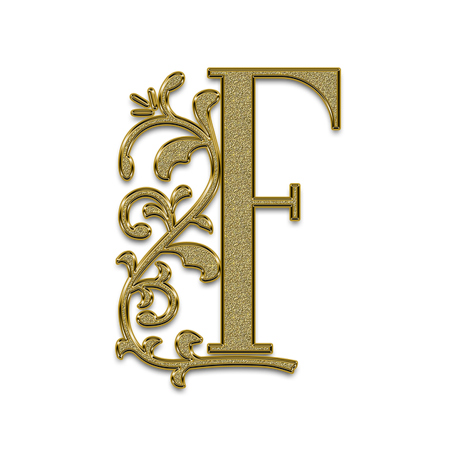 Letter, Monogram, The Text Of The, Alphabet, Font