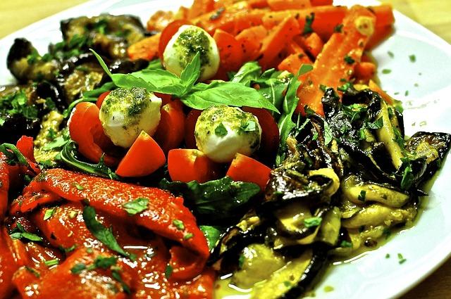 Anti Pasti, Healthy, Starter, Frisch, Food, Vitamins