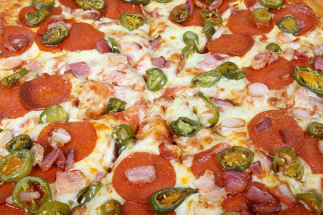 Pizza, Italian, Food, Appetite, Baked, Calories, Cheese