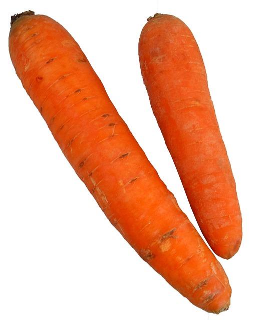 Carrots, Vegetable, Food, Healthy, Diet, Orange