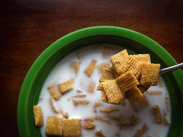 Bowl, Breakfast, Cereal, Cereal Bowl, Chex Cereal, Food