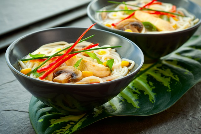 Chinese, Gourmet, Food
