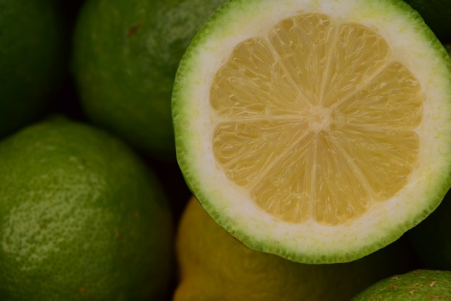 Lemon, Citrus Fruit, Fruit, Vitamins, Yellow, Food