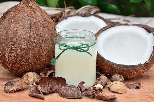 Food, Nut, Coconut, Fruit, Healthy, Coconut Oil, Oil