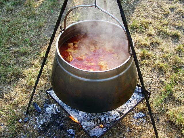Kettle Goulash, Food, Cooking Free Fire
