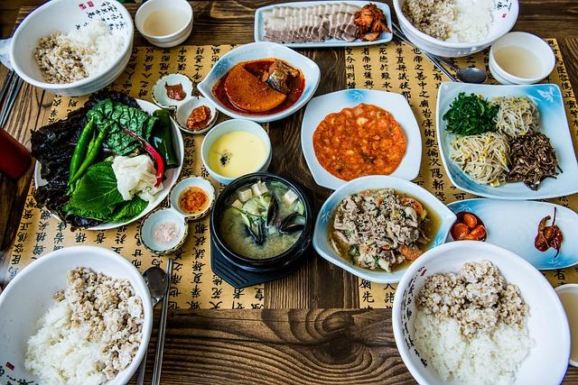 Aluminous, Dining, Food, Korean, Korean Food