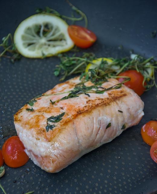 Food, Meal, Healthy, Vegetable, Epicure, Dinner, Fish