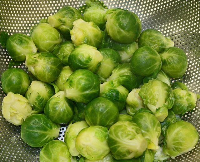 Brussels Sprouts, Vegetables, Kohl, Green, Eat, Food