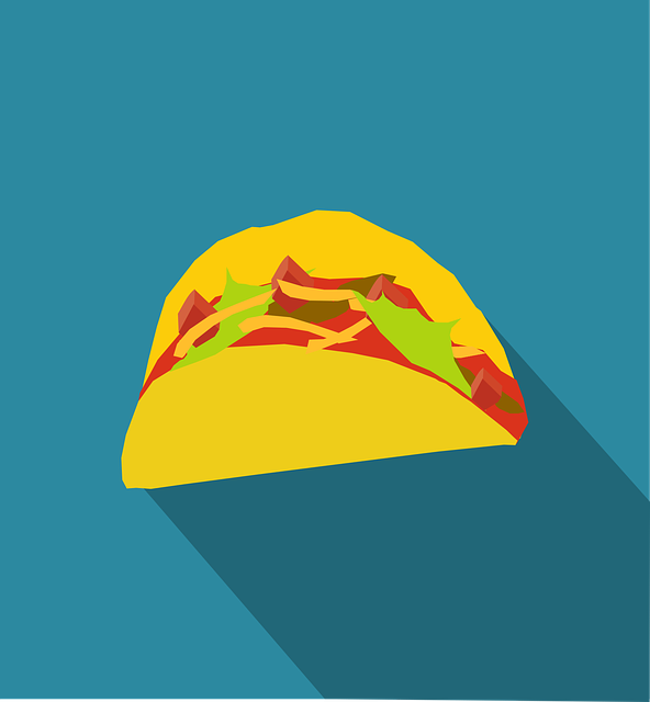 Fast Food, Food, Mexican, Shell, Taco