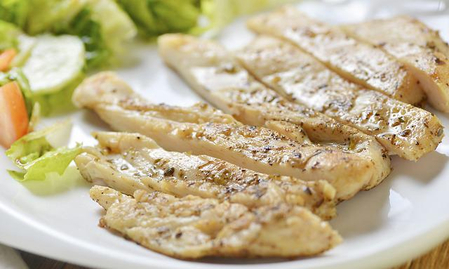 Food Photography, Chicken Cutlet, Black Pepper, Food