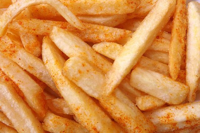 French Fries, Food, French, Eat