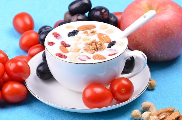 Food, Breakfast, Health, Refreshments, Delicious, Fresh