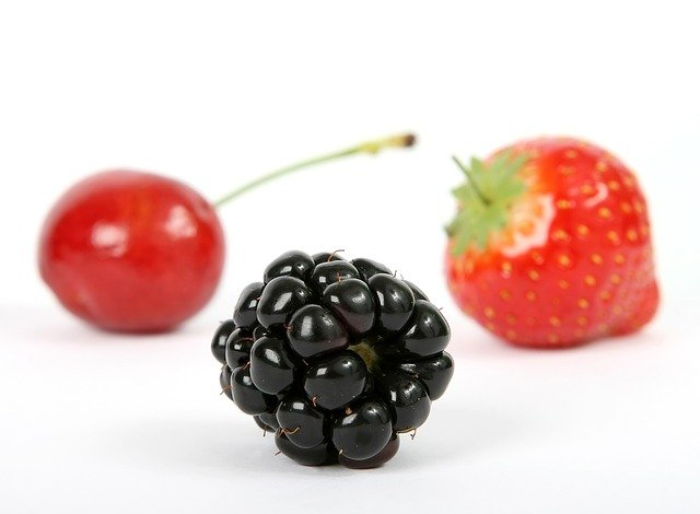 Berry, Blackberry, Fruit, Food, Fresh, Organic, Snack