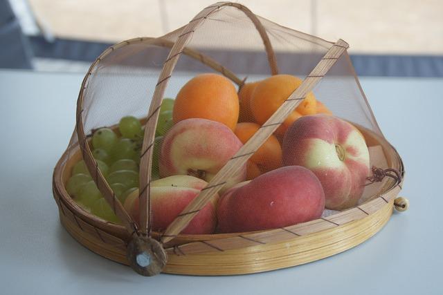 Still Life, Fruit, Food, Mediterranean, Apricots