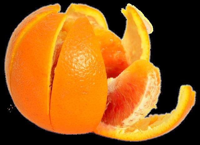 Orange Free, Fruit, Food, Vitamins, Citrus Fruits