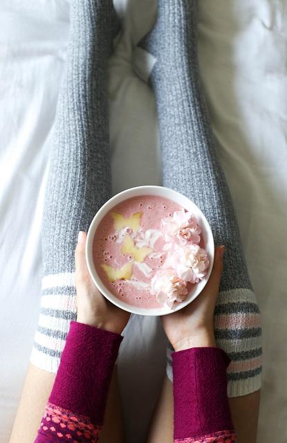 Free Photo Food Girl Socks People Bowl Legs Dessert Knee Max Pixel