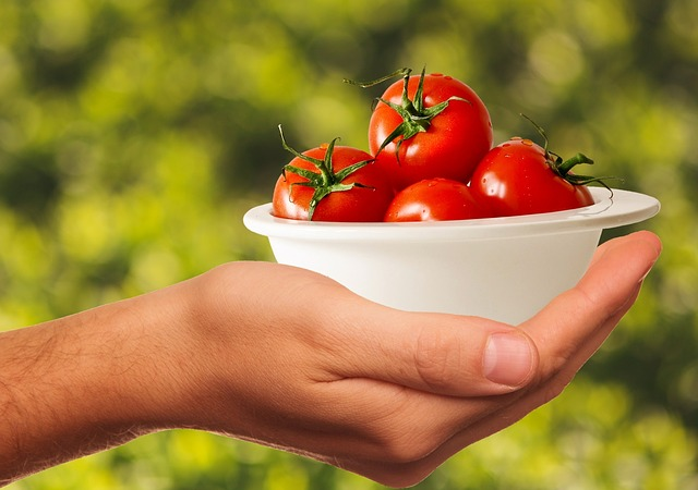 Tomatoes, Vegetables, Healthy, Food, Delicious, Red