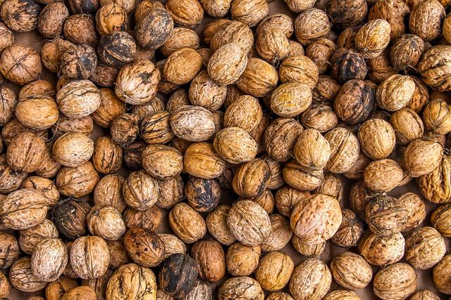 Walnuts, Healthy, Food, Snack, Natural, Vitamin