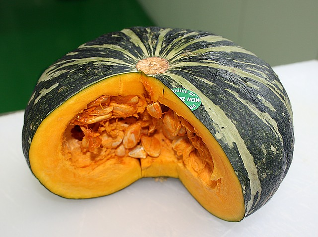 Sweet Pumpkin, Food Ingredients, Vegetable