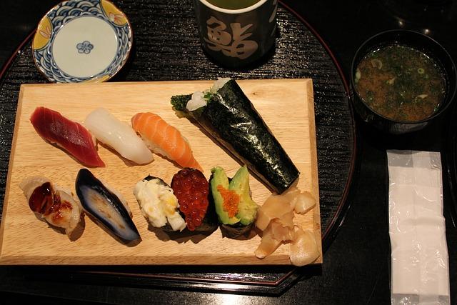 Tokyo, Sushi, Japanese, Food